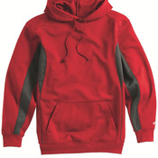 1465 Adult Performance Fleece Hooded Pullover